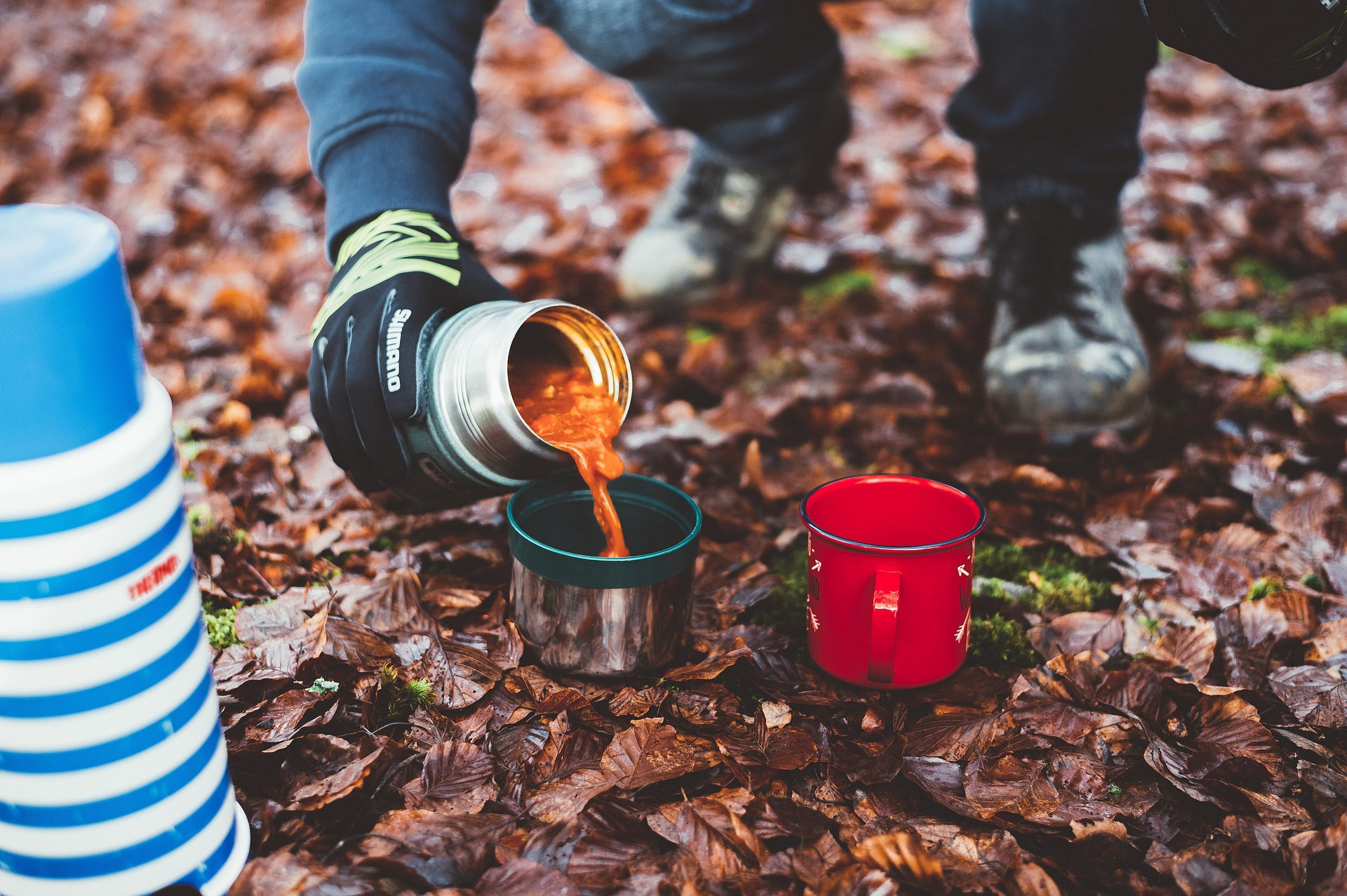 Thermosfles rvs thermosbeker thermos kan